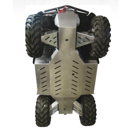 Osłona spodu z aluminium C FORCE 450/550/800 EFI